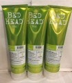 3xTIGI Bed Head Urban Antidotes Damage Level 1 Re-Energize Shampoo 250ml