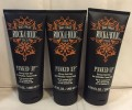 3xTIGI Bed Head Rockaholic Punked Up Strong Hold Gel 200ml